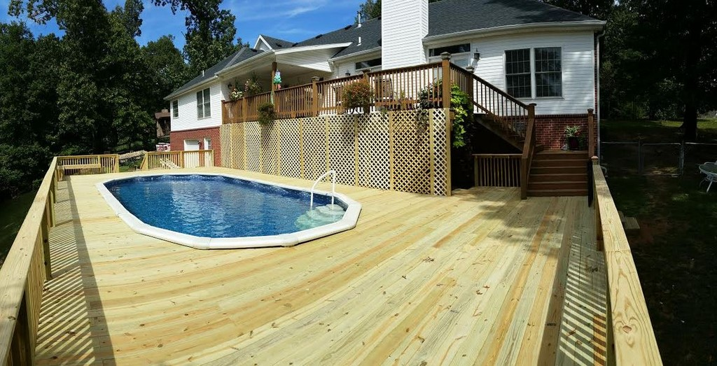 Crossland remodeling for Deck builders fayetteville ar